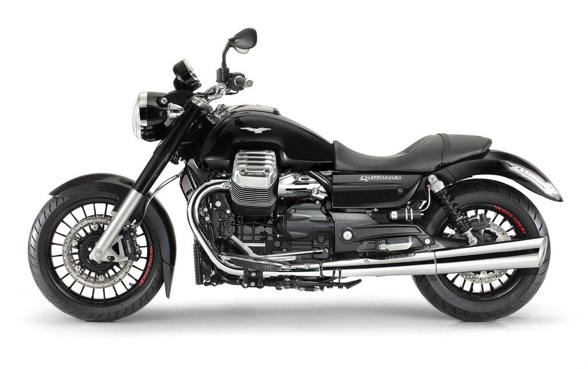 Мотоцикл Moto Guzzi California 1400 Custom 2017