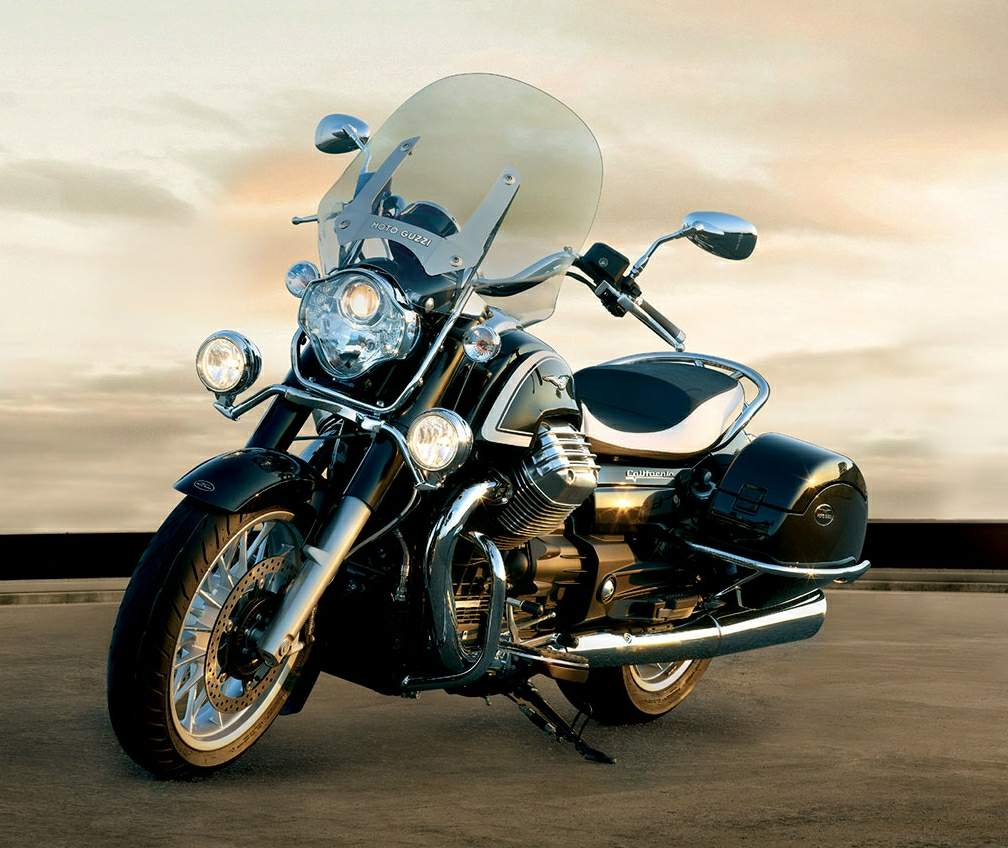 Мотоцикл Moto Guzzi California 1400 Touring 2014