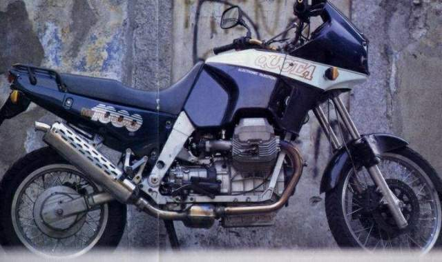Мотоцикл Moto Guzzi Quota 1000 IE 1992