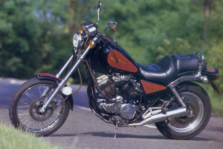 Мотоцикл Moto Morini 01 New York Custom 1989