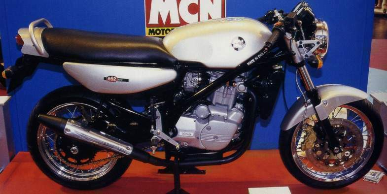 Мотоцикл Norton C 652 SM International 1999