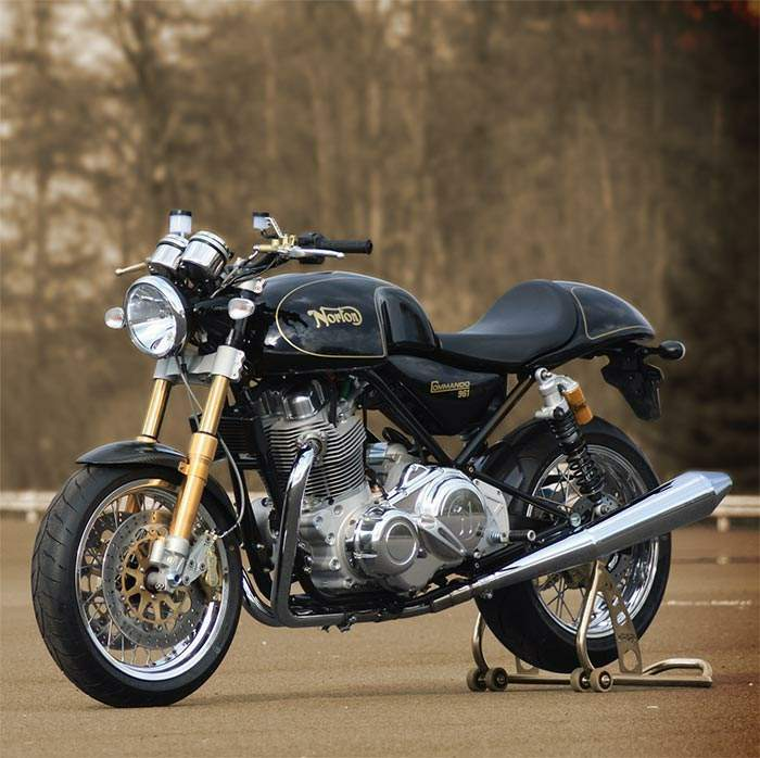 Мотоцикл Norton Commando 961 Sport 2013