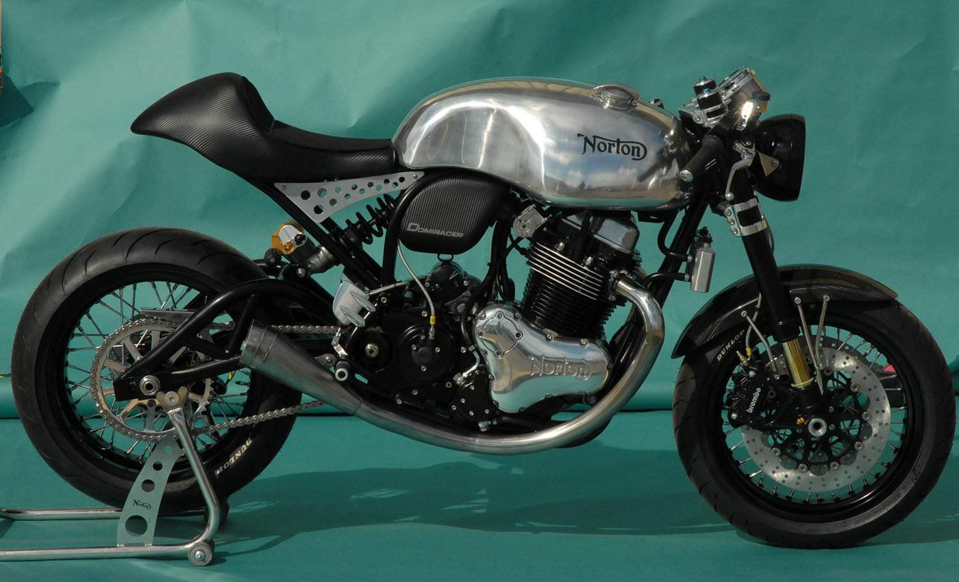 Мотоцикл Norton Domiracer Limited Edition 2014