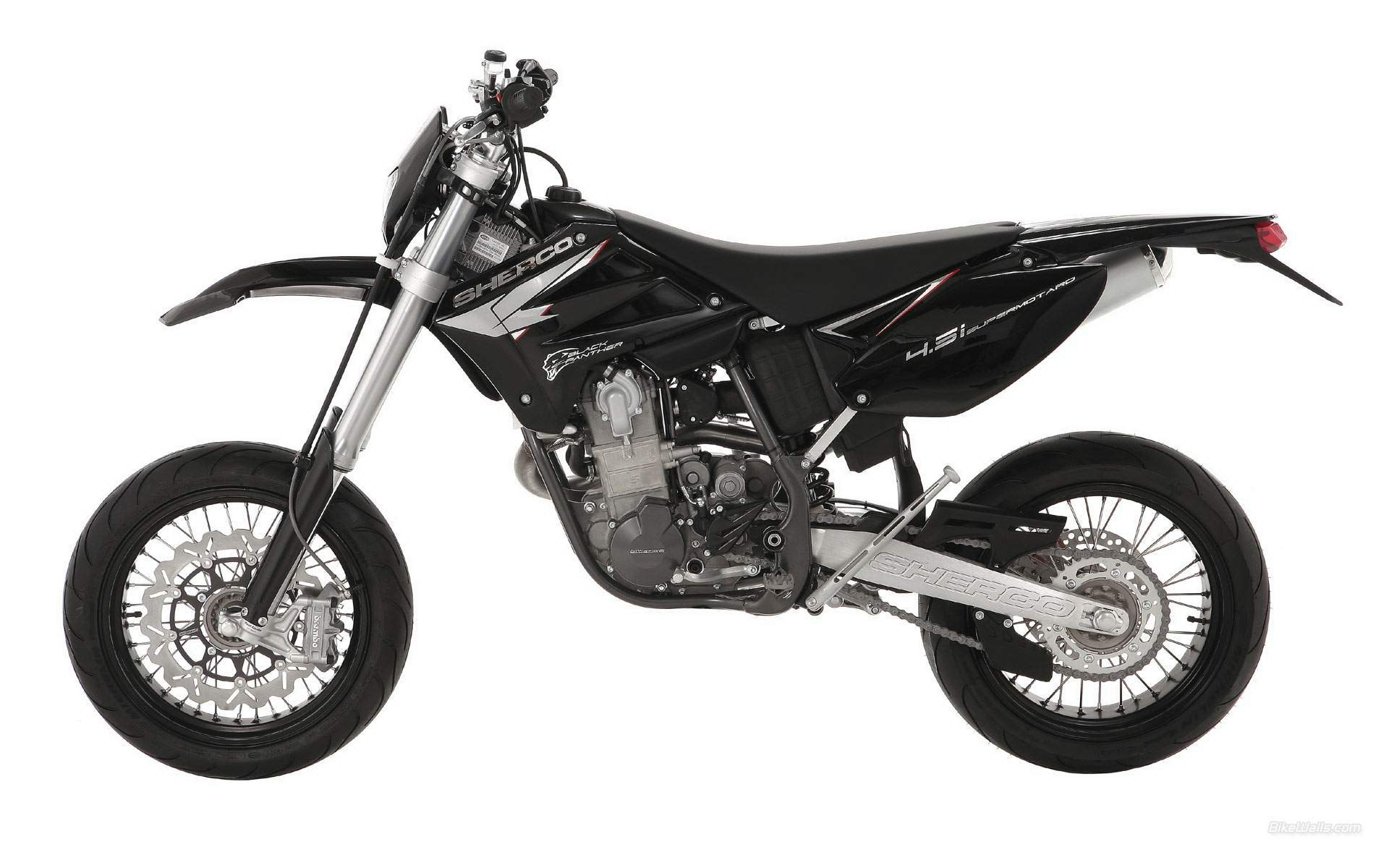 Мотоцикл Sherco 5.1i Supermotard 2008
