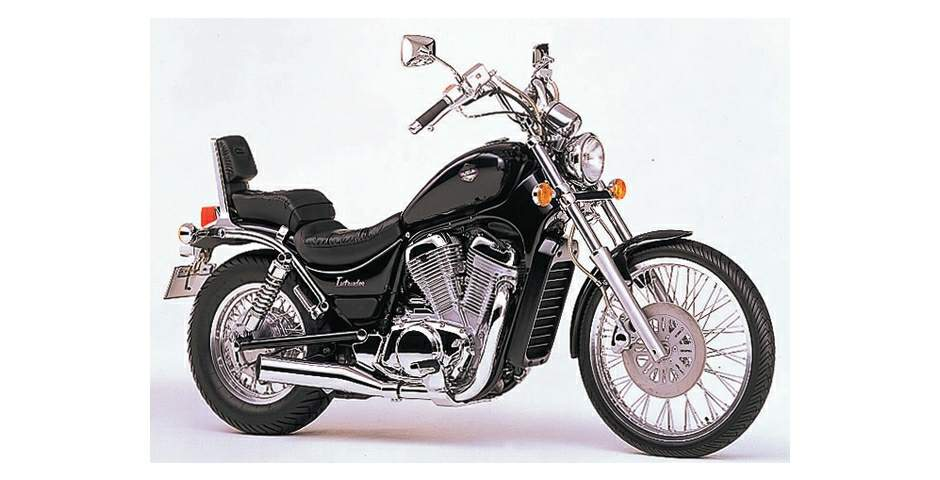 Мотоцикл Suzuki VS 400 Intruder 1994