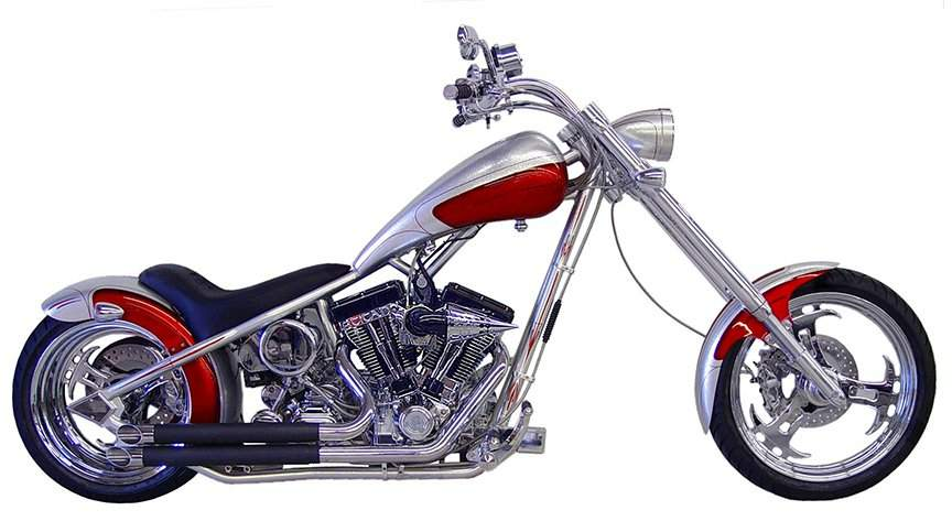 Мотоцикл Titan Radical Riker Choppers 2004