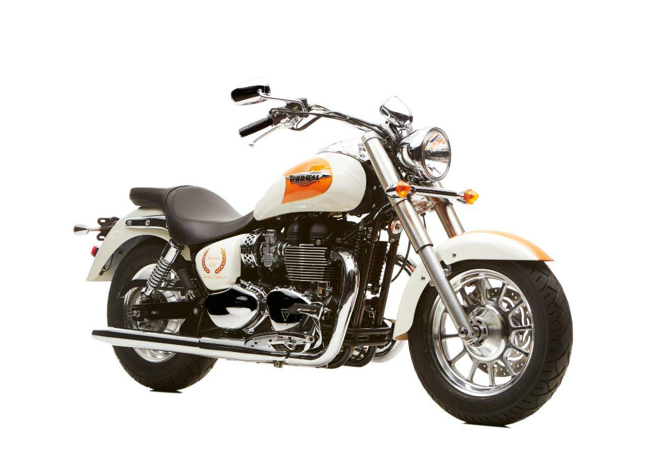Мотоцикл Triumph America Limited Edition 2016