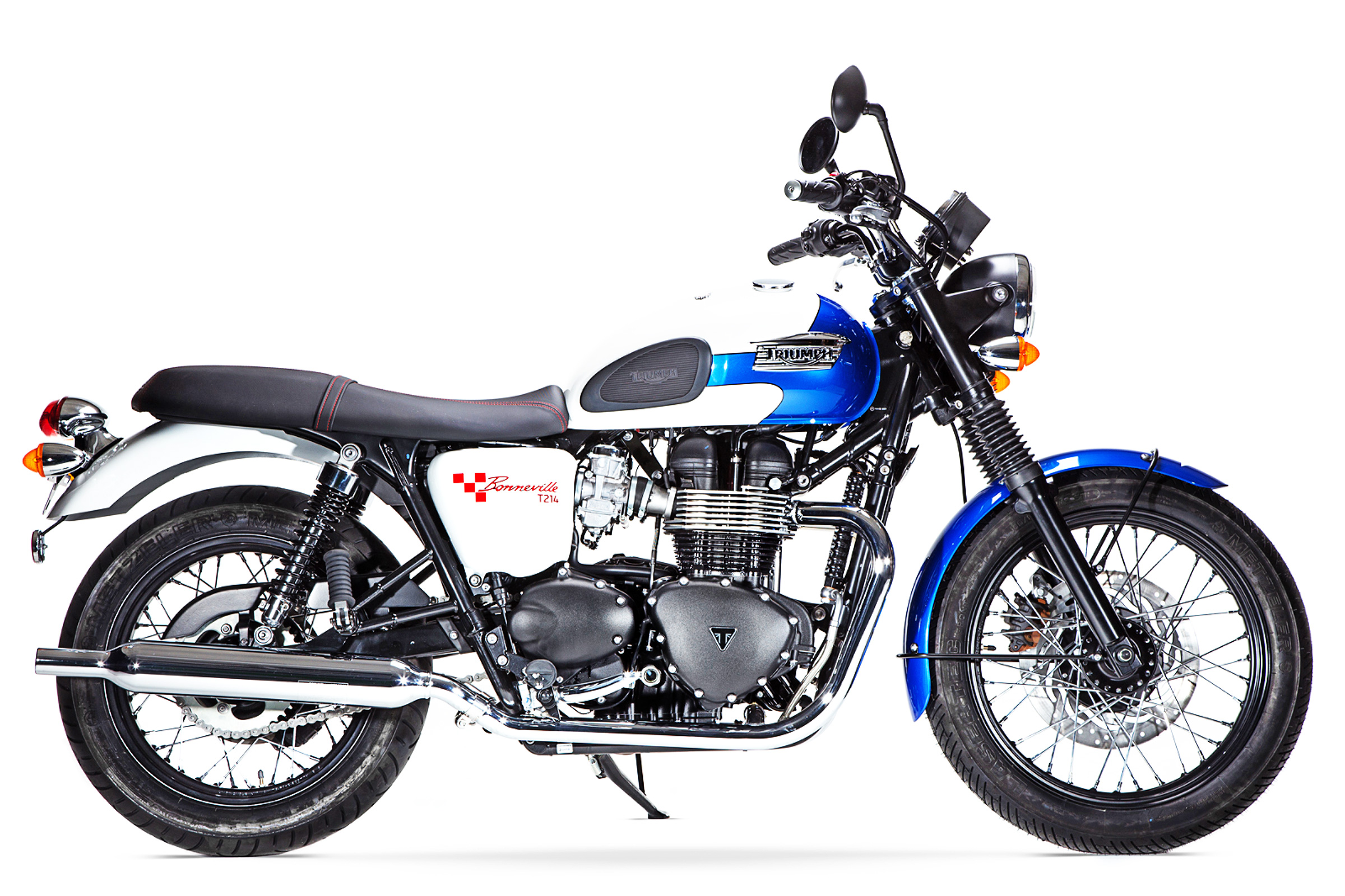 Мотоцикл Triumph Bonneville T214 Land Speed LE 2015