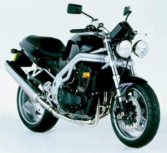 Мотоцикл Triumph Speed Triple 955 2000