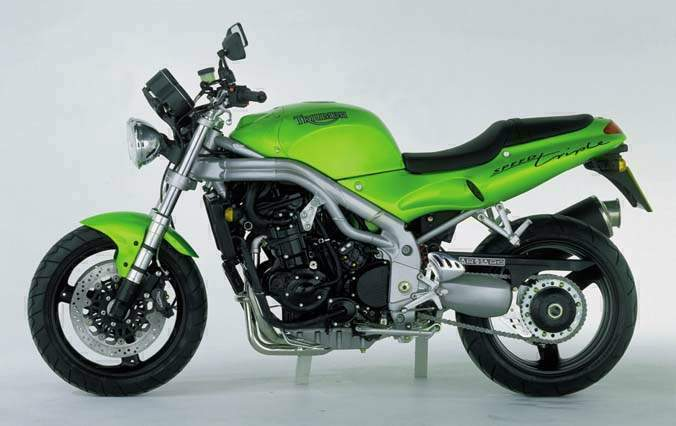 Мотоцикл Triumph Speed Triple 955 1999
