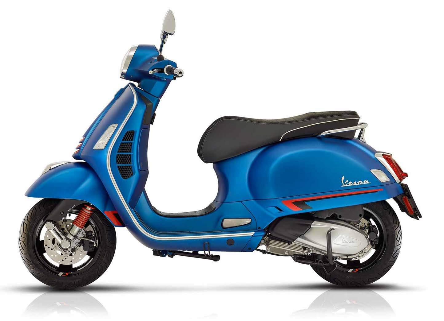 Мотоцикл Vespa GTS 300 HPE SuperSport 2019