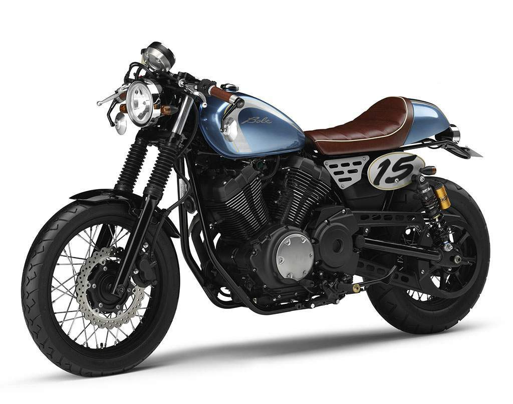 Мотоцикл Yamaha Star Bolt Caf 2014